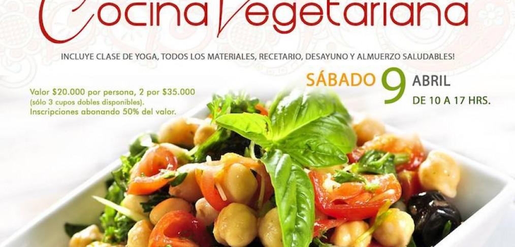 Taller de cocina vegetariana en anjali yoga puerto varas for Blogs cocina vegetariana